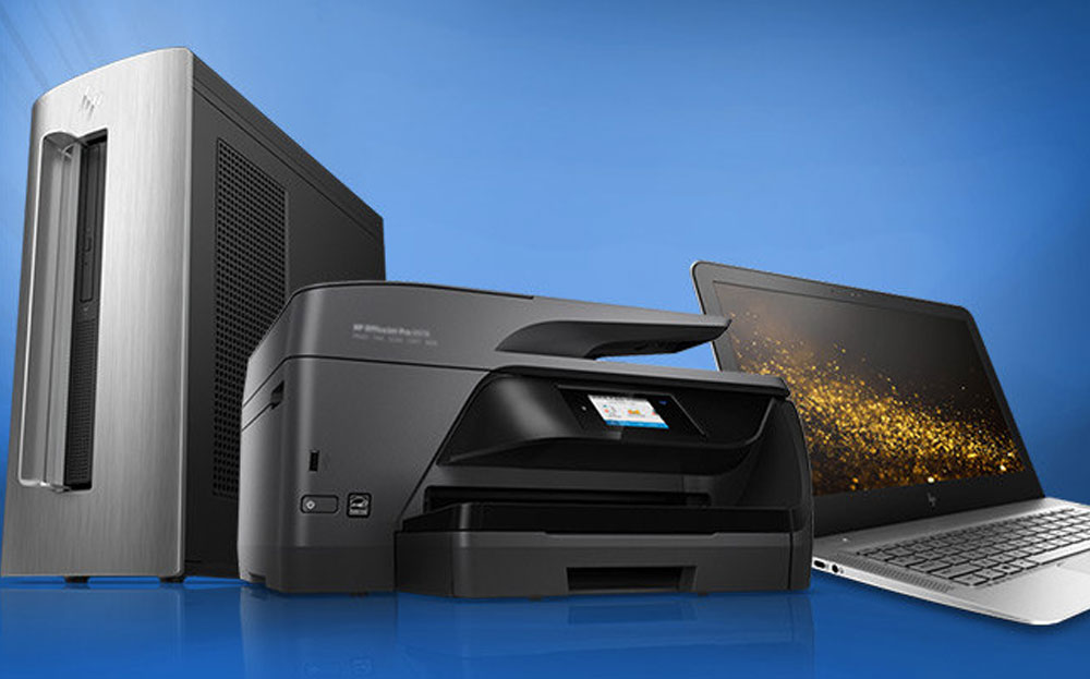 hp-laptop-and-printer